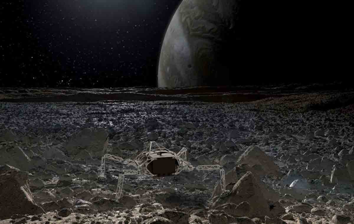 В NASA рассказали о новой технологии создания посадочных модулей